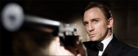 James Bond #6: Daniel Craig