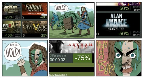 How Steam Sales Work