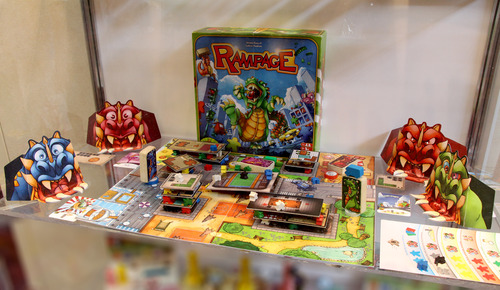 Rampage: The Boardgame