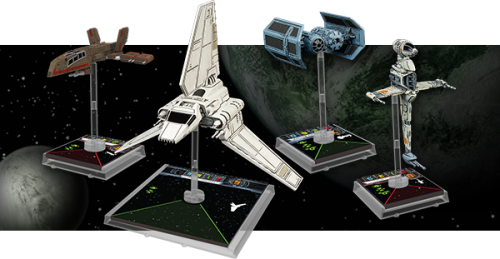 X-Wing New Ships