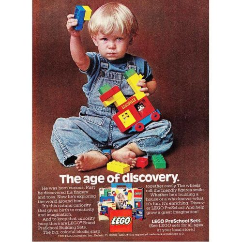 The age of discovery.